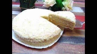 Самый БЫСТРЫЙ и Легкий Тортик  к Празднику! Торт Рафаэлло