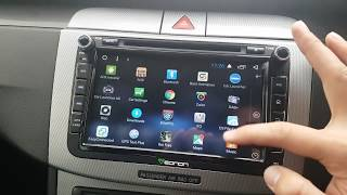 Best Car Launcher for Android headunit.