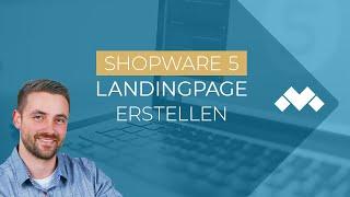 Landingpage erstellen in Shopware 5 [SW Academy]