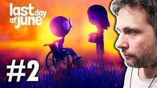 LAST DAY OF JUNE #2 - O MENINO E A BOLA (Gameplay em Português PT-BR)