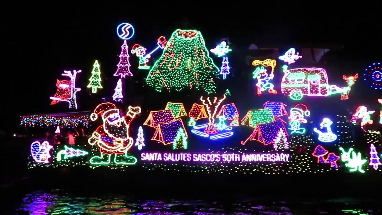 Newport Harbor - Christmas Boat Parade