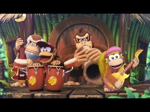 Donkey kong country tropical freeze ba boom - photo#25