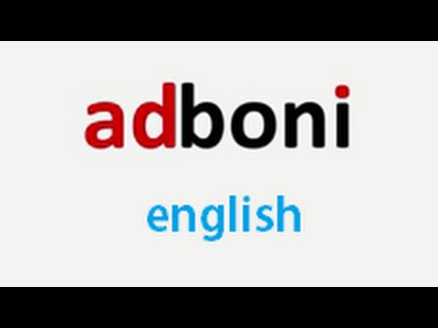 AdBoni (ENGLISH)