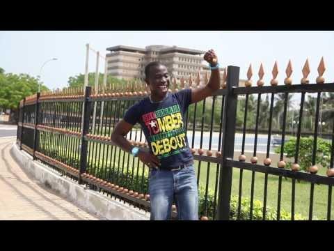 Pharrel Williams - Happy (We are happy from Lomé) #happycity #HAPPYDAY