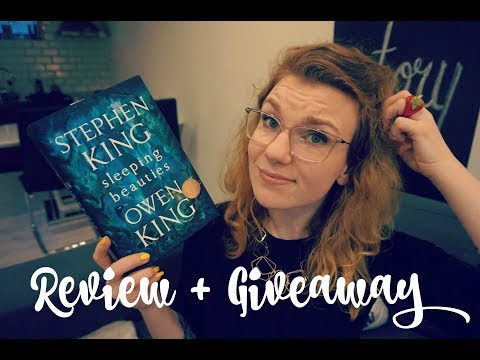Sleeping Beauties by Stephen King and Owen King 📚 BOOK REVIEW + GIVEAWAY (CLOSED)
