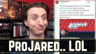 The Unbelievable ProJared Situation And His Terrible Response ᴗ