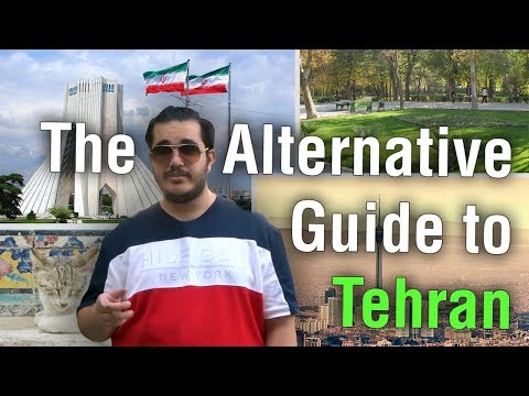 The Alternative Guide to Tehran (Amiroo)