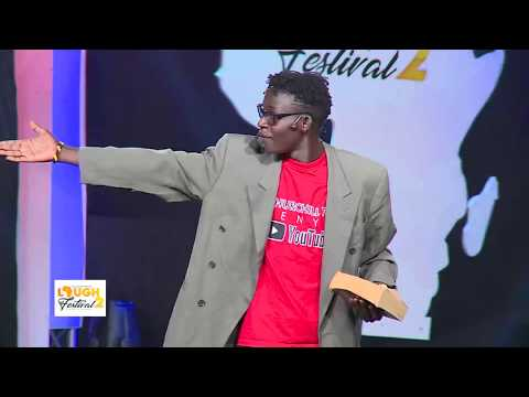 MCA Tricky Performs On Laugh Festival 2