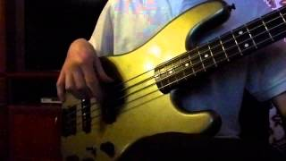 ���� �����  bass cover