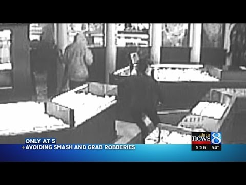 Jeweler gives insight into robberies