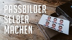 Biometrische Passbilder mit Handy selber machen