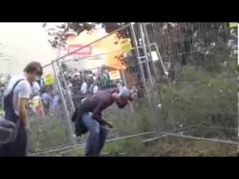 Wildpinkeln Oktoberfest