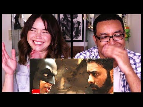 THE SCREEN PATTI BATMAN V SUPERMAN DESI VERSION | Reaction!