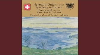 Drei Stucke fur Orchester: I. Prelude