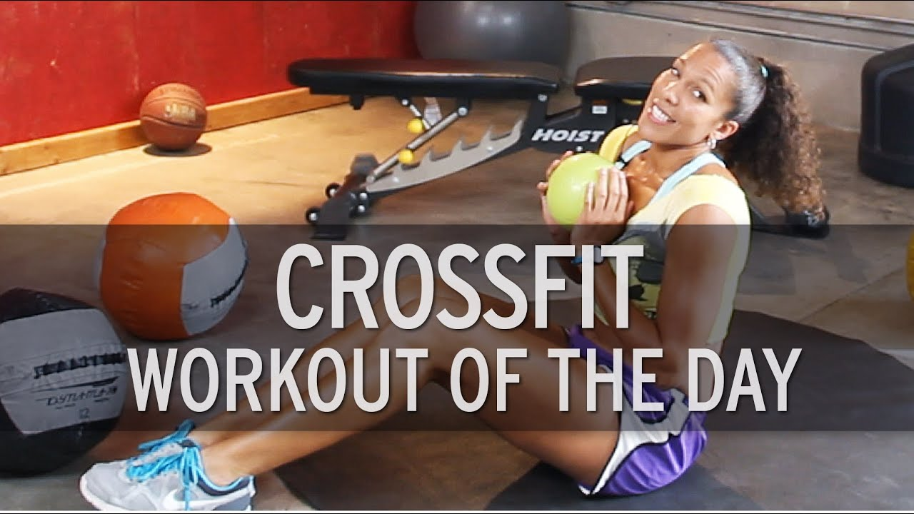 CrossFit Workout Of The Day Cynthia