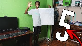 5 ways to INSTANTLY make BETTER VIDEOS!
