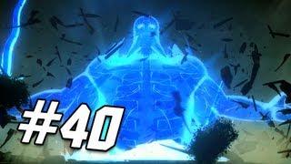 Naruto Shippuden Ultimate Ninja Storm 3 Walkthrough - Part 40 Uchiha Madara Susano'o Gameplay