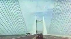 Elevation- Jacksonville Florida Bridge