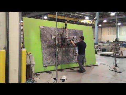 Производство и монтаж столешницы из натурального камня