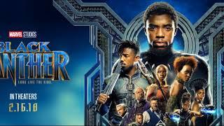 Black Panther Soundtrack - Killmonger vs T'Challa - (Original Score)