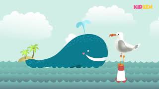 Chodźmy Do Oceanu! Szczęśliwe Zwierzęta I Relaksująca Muzyka Dla Dzieci
