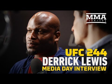 Derrick Lewis Explains Why He Believes So Many Heavyweights Call Him Out - MMA Fighting