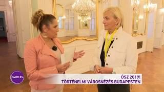 Ősz 2019! - Történelmi városnézés Budapesten