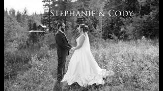 Adventure Wedding Photography   Wedding Film   Stephanie & Cody