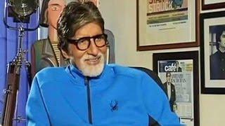 Amitabh Bachchan on 'Piku' and playing Bhashkor Banerjee