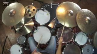 Jazzindahouse - YEP YEAH! Drum video by Juan van Emmerloot