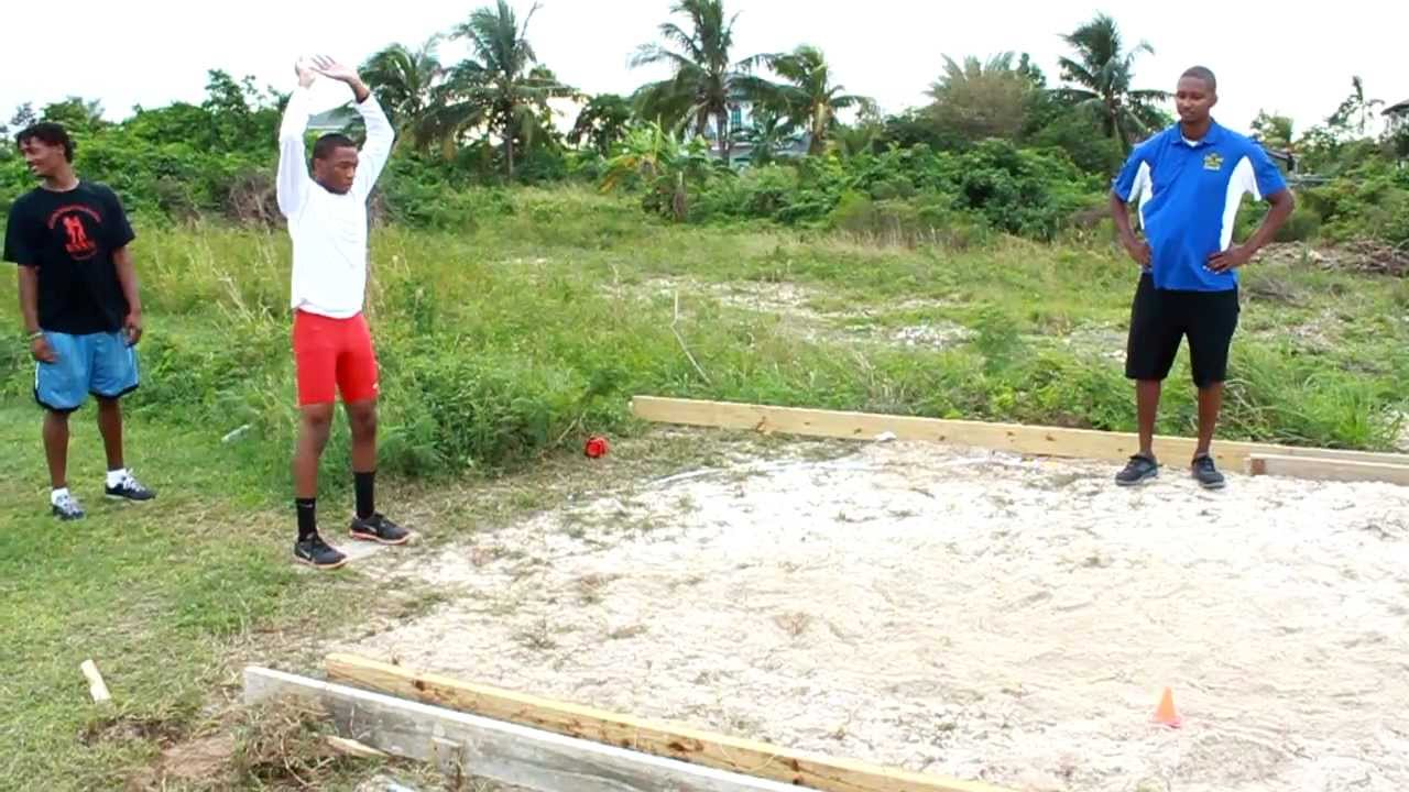 October 2011 Standing Long Jump  Inches