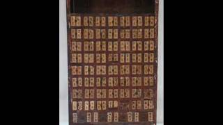 Chinese Antique Apothecary Cabinet - Cs1013.wmv