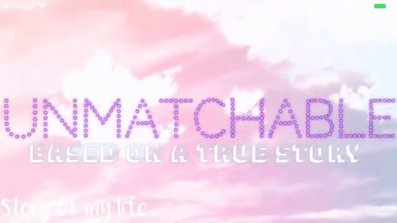 Unmatchable Mini Movie Teaser