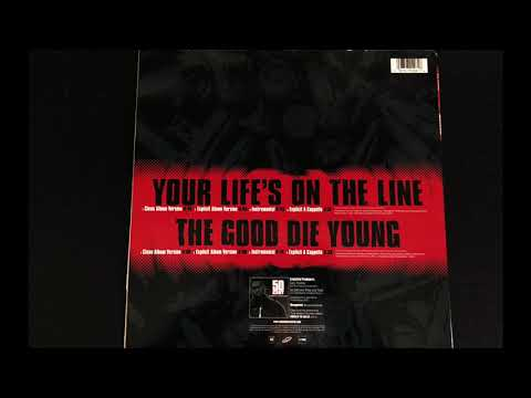 50 Cent - The Good Die Young (Clean Version) (Prod. By Al West) (1999)