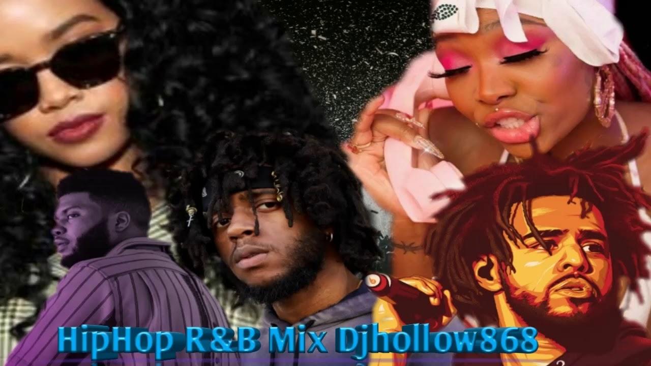 HipHop R&B Mix (clean) Djhollow868