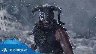 The Elder Scrolls V: Skyrim VR | Claws - Live Action Trailer | PlayStation VR