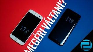 Megéri Galaxy S7-ről S8-ra váltani?