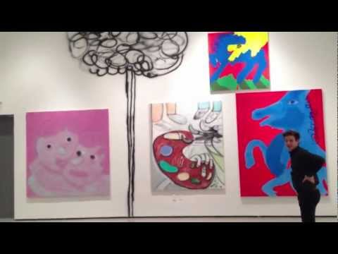 Yale MFA Painting & Printmaking Thesis Show: Group 1