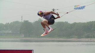 World Cup - Pro Mens Cable Wakeboard Final, Beijing 2014