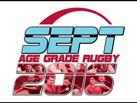 RFU Age Grade Rugby Roadshow - Live from Mansfield RFC