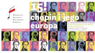 Piano recital. Dmitry Ablogin (15th Chopin and his Europe Festival)