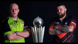 Michael van Gerwen vs. Michael Smith | Final | World Darts Championship 2019