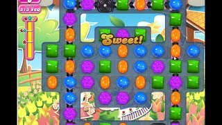 ★★★ Candy Crush Saga Level 605 - No boosters - 3 stars !