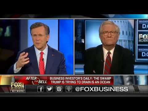 Fox Business: Mapping The Swamp with David Asman and Fred Barnes