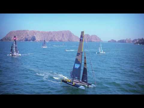 Extreme Sailing Series 2017 | Muscat, Oman Event  | Trans World Sport