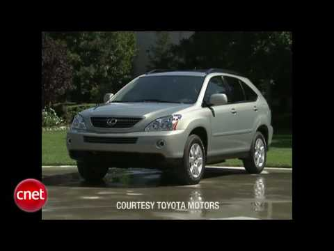 2008 lexus rx 400h hybrid review by youtube. Black Bedroom Furniture Sets. Home Design Ideas
