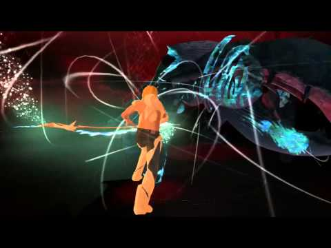 Let's Play El Shaddai : Ascension of the metatron #15 Final Boss (720p)