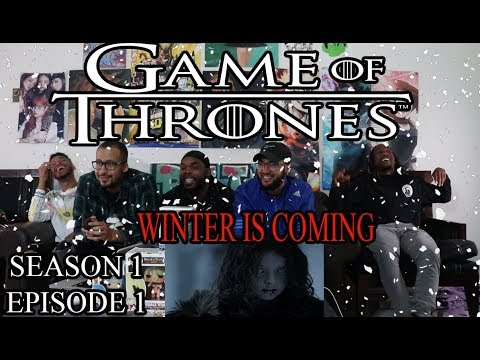"""Download Game of Thrones Season 1 Episode 1 Reaction/Review """"Winter is Coming"""""""