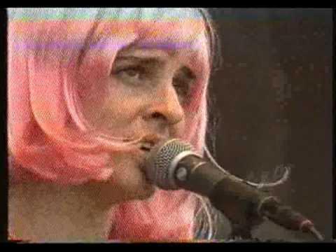 Tracy Bonham - Sharks Can't Sleep live Pinkpop 1997