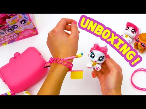 Best Furry Friends Unboxing | Handbag Surprize - Sasha the Husky | Full Episode | Unboxing Toys